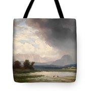 Karawanks Landscape Tote Bag