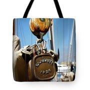 Karenita 1929 Tote Bag by Lainie Wrightson