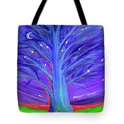 Karen's Tree 1 Tote Bag