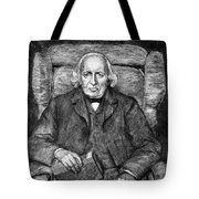Karl Theodor Weierstrass (1815-1897) Tote Bag