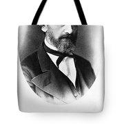 Karl Wunderlich (1815-1877) Tote Bag