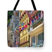 Karlovy Vary Tote Bag