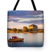 Karlskrona Boat Tote Bag