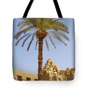 Karnak Temple 03 Tote Bag
