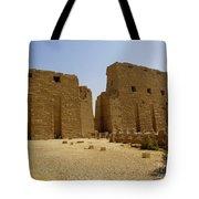 Karnak Temple 04 Tote Bag