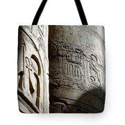 Karnak Temple 10 Tote Bag
