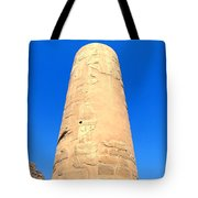 Karnak Temple 18 Tote Bag