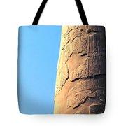 Karnak Temple 21 Tote Bag