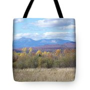 Katahdin From Staceyville 3 Tote Bag