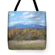 Katahdin From Staceyville 6 Tote Bag