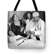 Kate Smith Ether Substitute Tote Bag