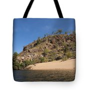 Katherine Gorge Landscapes Tote Bag