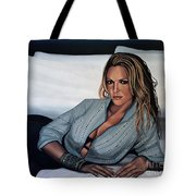 Katherine Heigl Tote Bag