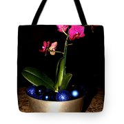 Kathy's Orchid Tote Bag