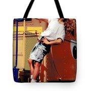 Katie Caboose Tote Bag
