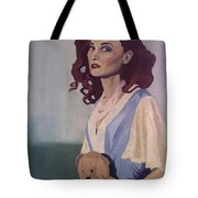 Katie - Teddy Bear Tote Bag