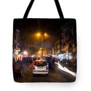 Katra Market Tote Bag