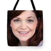 Katy Eyes Head Shot Tote Bag
