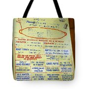 Katz's Catering Tote Bag