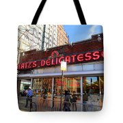 Katz's Delicatessan Tote Bag