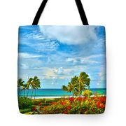 Kauai Bliss Tote Bag