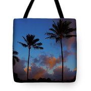 Kauai Sunrise Tote Bag