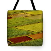 Kauai Taro Fields Tote Bag