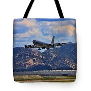 Kc-135 Take Off Tote Bag