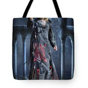 Kc Zombie Walk For Hunger Tote Bag
