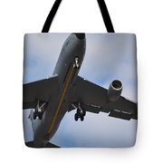 Kc135 Military Aircraft  Picture C Tote Bag