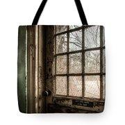 Keep Door Locked Tote Bag