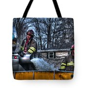 Keep Fire In Your Life No 12 Tote Bag