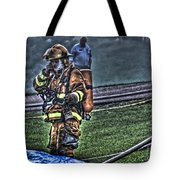 Keep Fire In Your Life No 5 Tote Bag