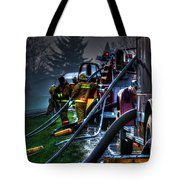 Keep Fire In Your Life No 6 Tote Bag