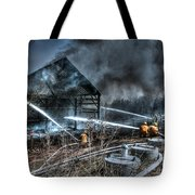 Keep Fire In Your Life No 9 Tote Bag