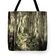 Keep On The Path Tote Bag