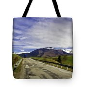 Keep On Trucking Tote Bag