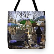 Keep Park Clean - Central Park - Nyc Tote Bag