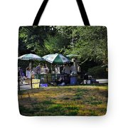 Keep Park Clean Tote Bag
