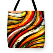 Keep Smiling - Blur Tote Bag