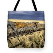 Keep The Gate Post Steady Tote Bag