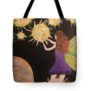 Keeper Of The Stars Tote Bag
