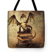 Keeper Of Wisdom Tote Bag