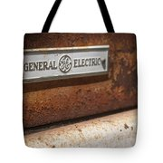 Keeping Rusty Company Tote Bag