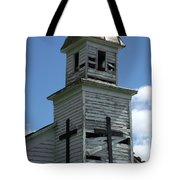 Keeping The Faith Tote Bag