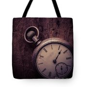 Keeping Time Tote Bag