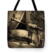 Keeping Time Tote Bag