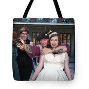 Keira's Destination Wedding - The Pirate Part Tote Bag