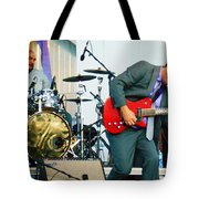 Keller Williams With More Than A Little Thirteen Tote Bag