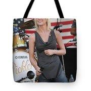 Kellie Pickler Tote Bag